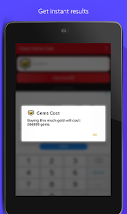 App Gems Calc for Clash of Clans APK for Windows Phone