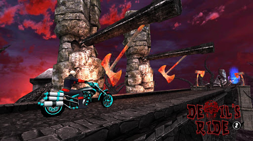 Devil's Ride 2  captures d'u00e9cran 11