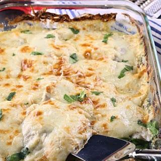 Baked Tilapia Casserole Recipes.