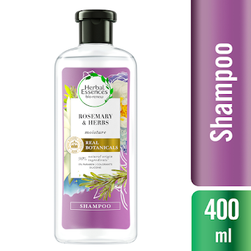 Shampoo Herbal Essences   Rosemary & Herbs X 400Ml