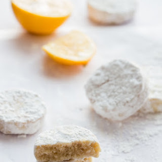 Meyer Lemon Meltaways