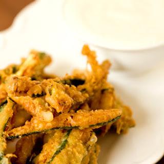 Fried Zucchini Batter Recipes