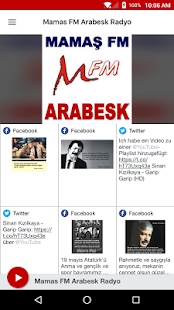 Mamas FM Arabesk Radyo- screenshot thumbnail