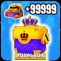 Royal : Simulator For Brawl Stars Box 2020 icon