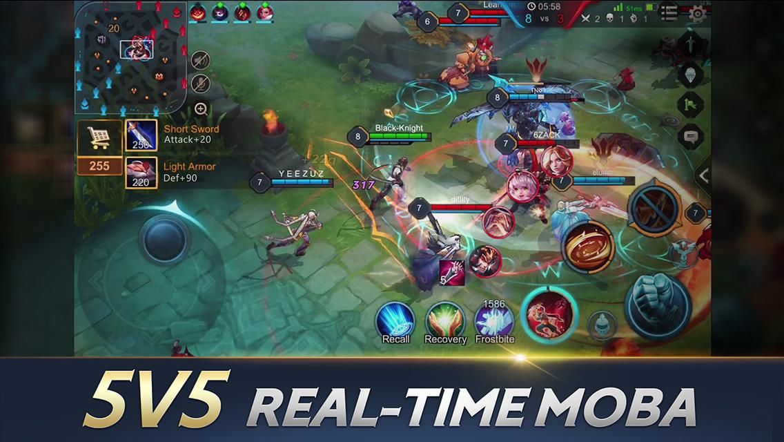 Garena AOV - Arena of Valor- screenshot