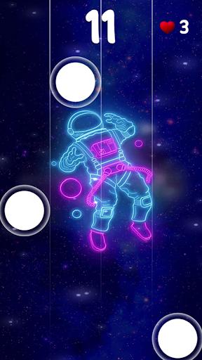 Big Hero 6 Theme Song Dream Tiles 1.0 screenshots 1