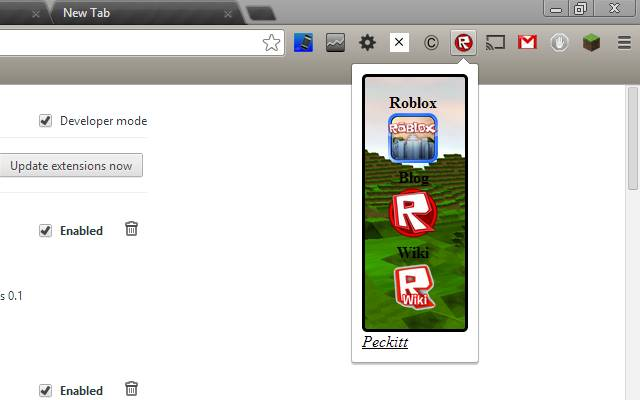 Roblox Quick Access
