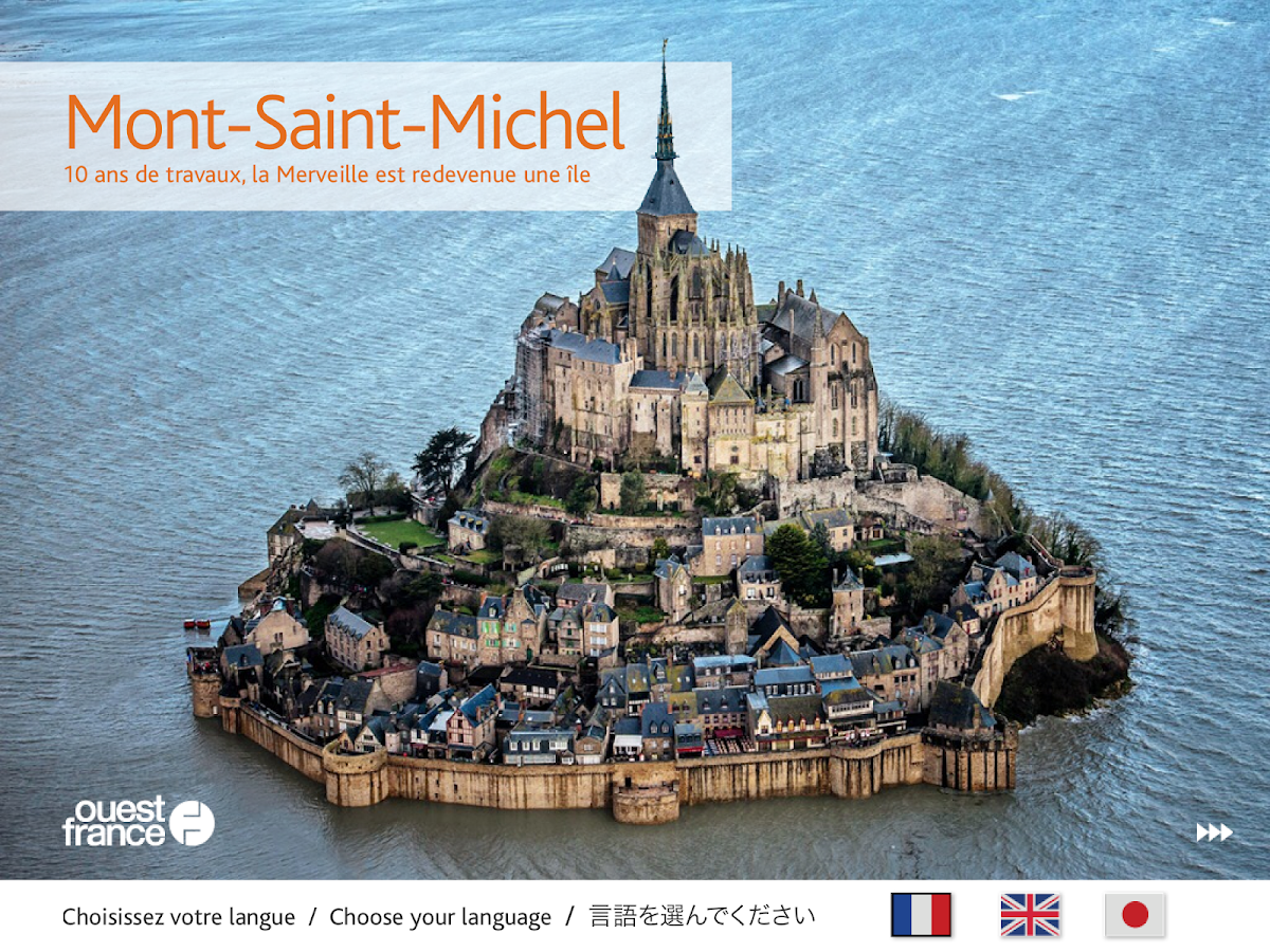 le mont michel android apps on play