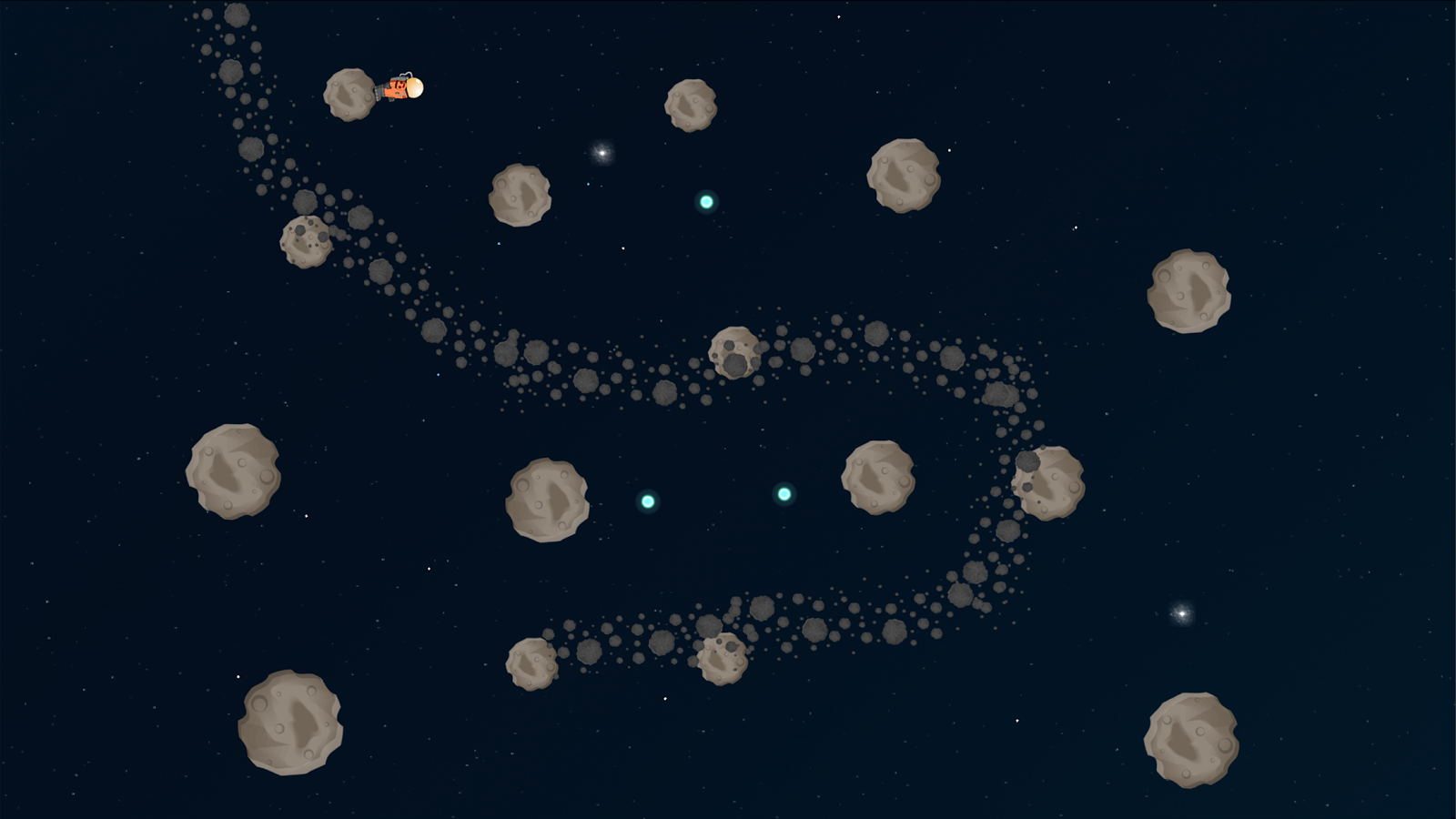 A Long Way Home- screenshot