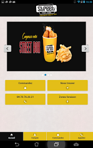 Street Fast Food screenshot 0