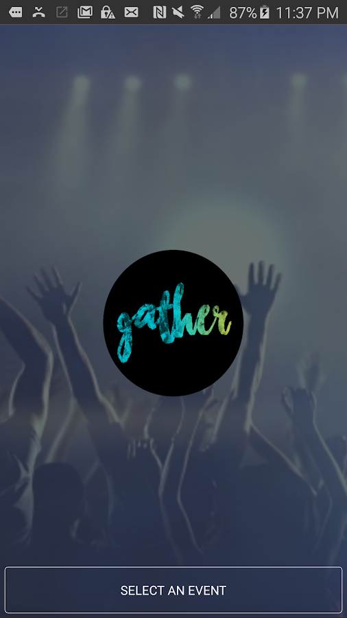 Gather- screenshot