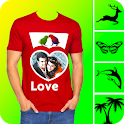 T-Shirt Design Photo Maker icon