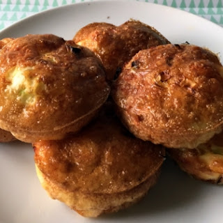 Mini Egg Omelettes