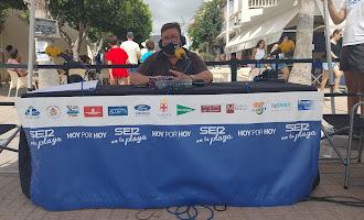 Las mejores fotos del 'Hoy por Hoy' Almería'  en San José