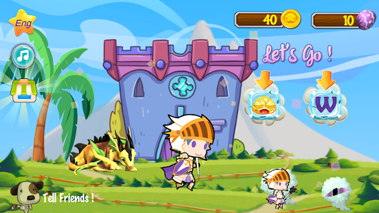Hero & Dragon : Kids Edu Star- screenshot thumbnail