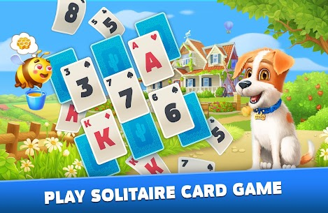 Solitaire Texas Village MOD (Unlimited Coins/Always Win) 2