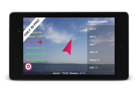 App Satellite Pointer APK for Windows Phone