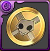 BLEACHコラボメダル【金】