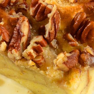 Sister's Cinnamon Bread Pudding
