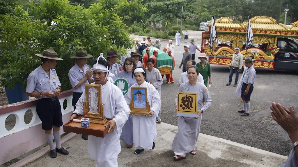 Lễ Di Quan cố HTr Nguyên Thế – Thái Đình Kế