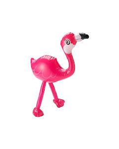 Uppblåsbar, flamingo