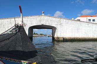 Photo: Paseo por los canales de Aveiro.