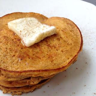 2-Ingredient Sweet Potato Pancakes.