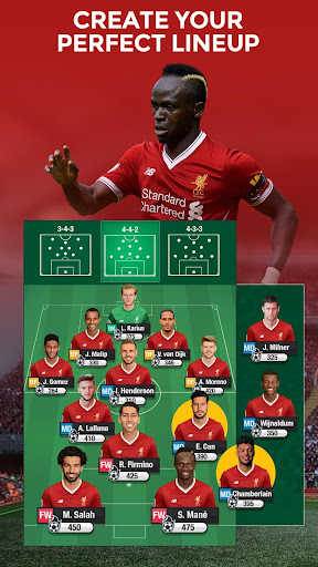 Liverpool FC Fantasy Manager18 8.20.021 screenshots 1