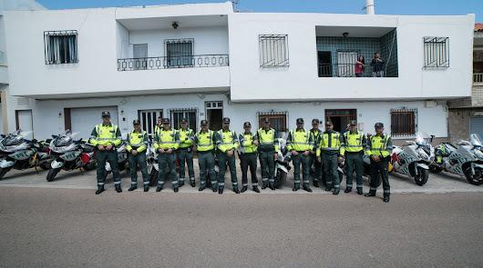 La Guardia Civil de Tráfico, la seguridad para todos en SDomínguez Producciones