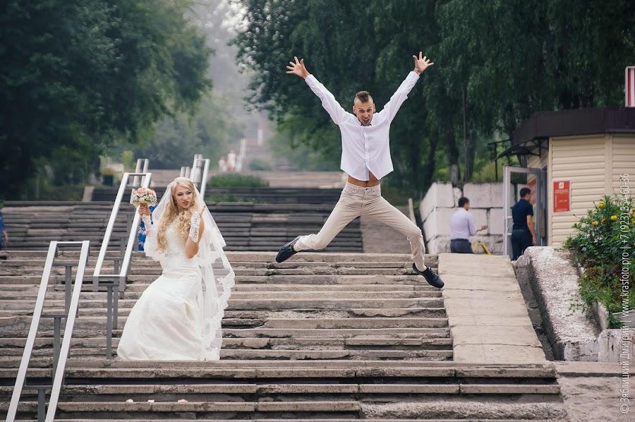 Свадебный фотограф Дмитрий Зяблицкий (dancer). Фотография от 04.10.2016