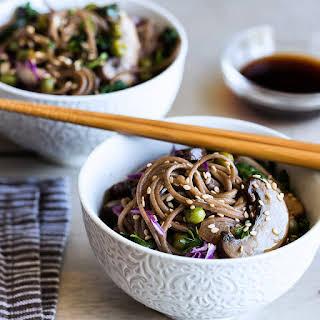 Buckwheat Noodles Vegan Recipes.