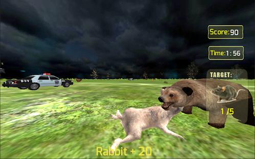 Angry Bear Simulator - náhled