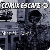 Comix Escape: Meet Mr. Bones