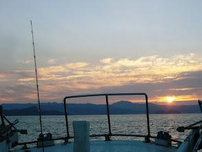 """Photo: 今日は、近海ジギングでネリゴを! タイラバで""""ハタ""""を狙ってみましょう!"""