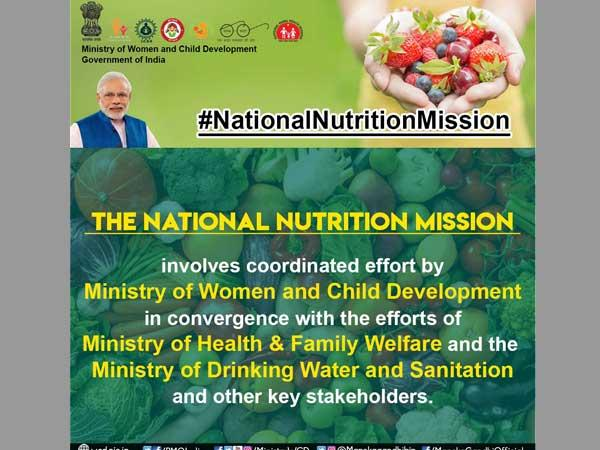 Image result for National Nutrition Mission