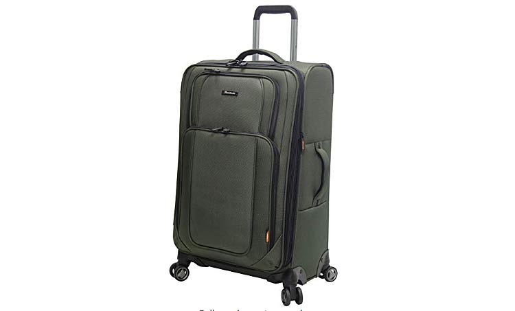 The Pathfinder Luggage Presidential Midsize 25