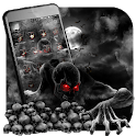 Skeleton Hell Zombie Theme icon