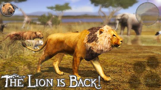 Ultimate Lion Simulator 2 Pro Apk v1 1
