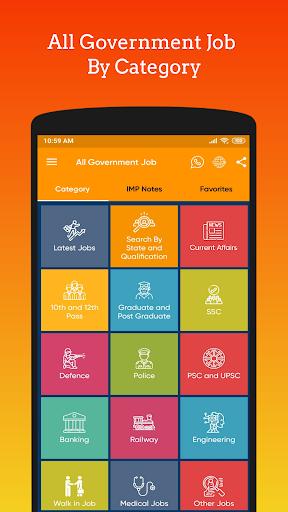 Government job - Govt Job alert (Sarkari Naukri) Apk 2