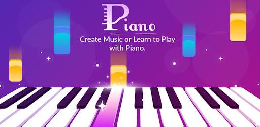 Real Piano - Piano keyboard with Magic Tiles Games