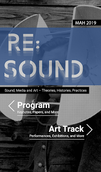 RE:SOUND Conference 2019 image