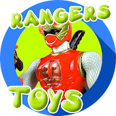 Toys Samurai Rangers for Kids