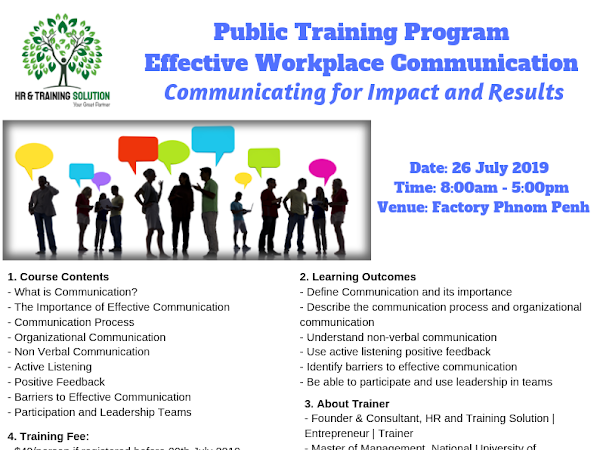 HR and Training Solution