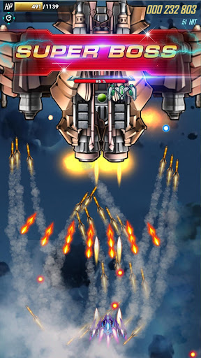 Space squadron - Galaxy Shooter 2.5 1