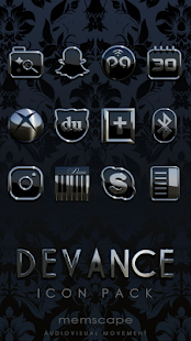 DEVANCE Icon Pack- screenshot thumbnail