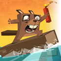 Surfing Beaver icon
