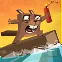 Surfing Beaver icon