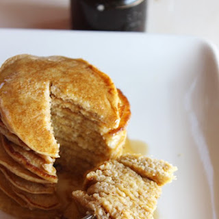 Flourless 2-Ingredient Plantain Pancakes