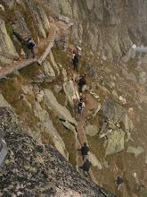 Photo: Trail to the Bettmerhorn