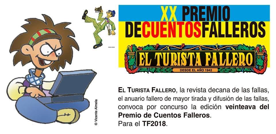 XX Edición del Concurso Cuentos Falleros TF 2018